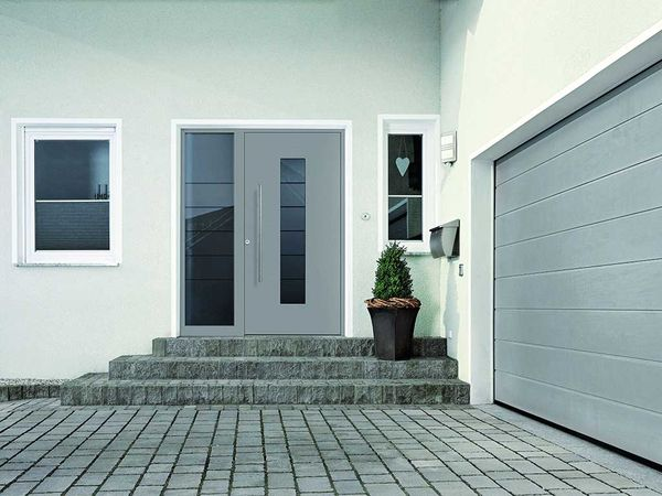 aluminium haust ren im sauerland bauen renovieren. Black Bedroom Furniture Sets. Home Design Ideas