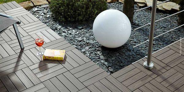 jekawood wpc f r terrasse balkon und sichtschutz garten. Black Bedroom Furniture Sets. Home Design Ideas