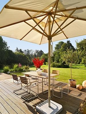 gartensaison 2011 einrichten wohnen. Black Bedroom Furniture Sets. Home Design Ideas