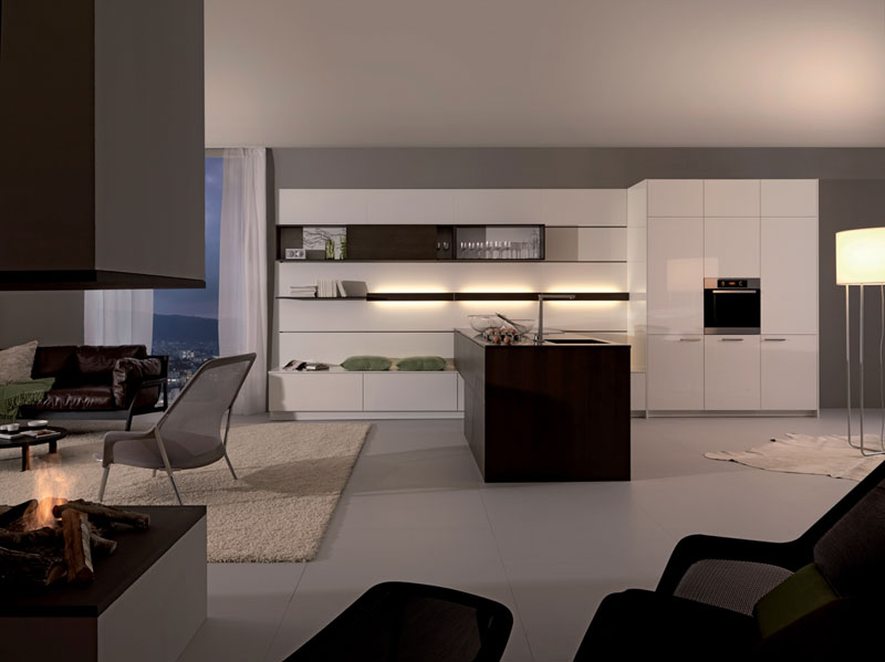 küchen ins rechte licht rücken - einrichten, wohnen - Lichtband Küche