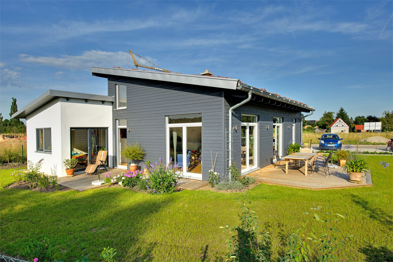 Fertighaus holz bungalow  Der Bungalow erlebt sein Comeback als Fertighaus - Bauen, Renovieren