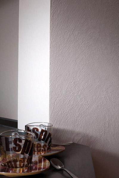 nat rliche wandbel ge aus mineralischem putz einrichten wohnen. Black Bedroom Furniture Sets. Home Design Ideas