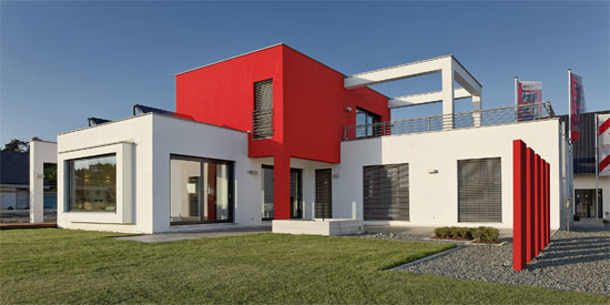 fertigh user mit individueller farbgebung bauen renovieren. Black Bedroom Furniture Sets. Home Design Ideas
