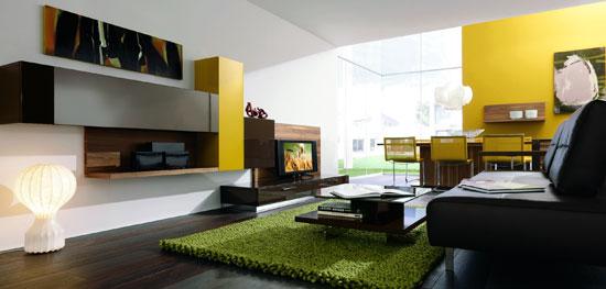 Perfect Lebensraum Wohnzimmer: Einrichten, Wohnen Idea
