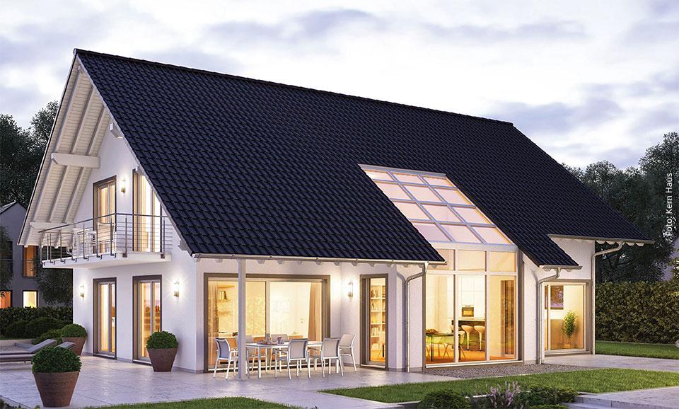 Architektenhaus im Westerwald Bauen Renovieren