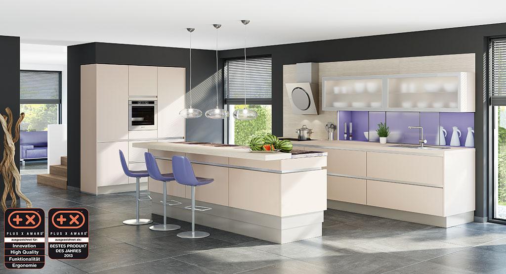 k che und m bel im sauerland aus einem guss einrichten wohnen. Black Bedroom Furniture Sets. Home Design Ideas