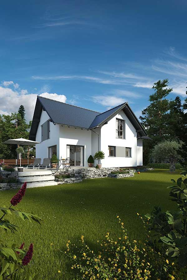 haus mit zwei wohneinheiten maxim bauen renovieren. Black Bedroom Furniture Sets. Home Design Ideas