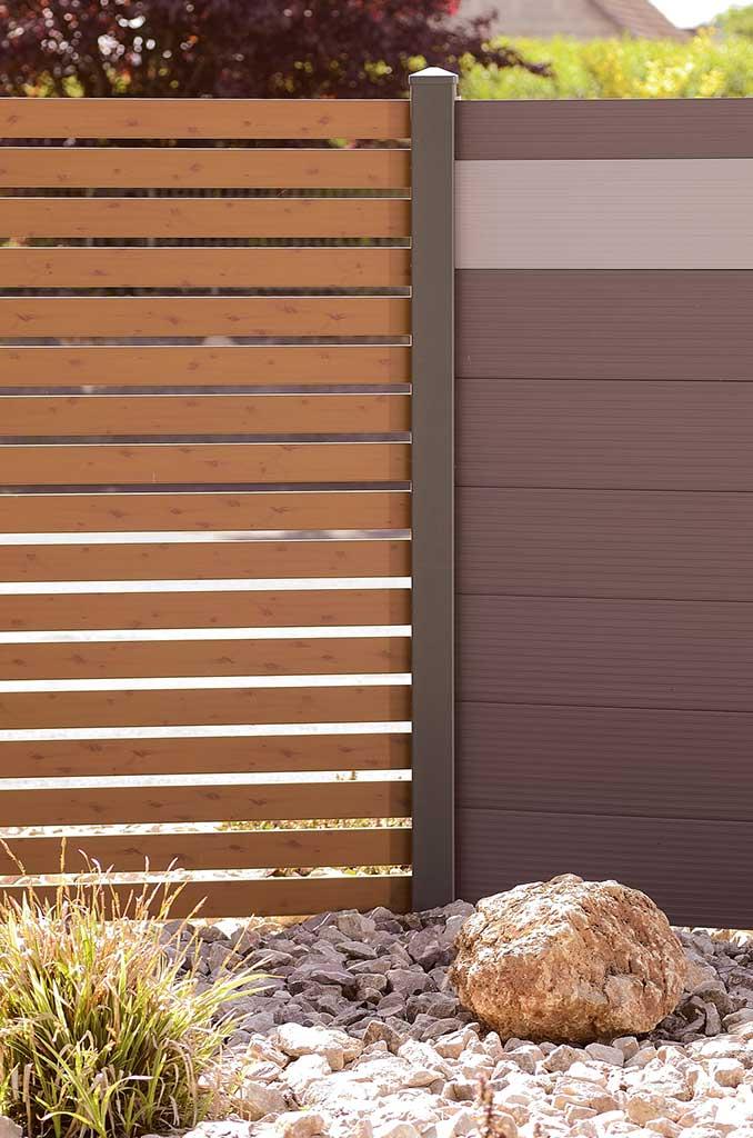 gartenzaun und sichtschutz aus aluminium f r das sauerland garten. Black Bedroom Furniture Sets. Home Design Ideas