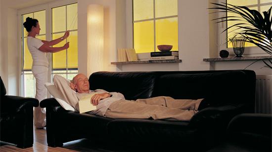 fenster und t ren immer der raumfunktion anpassen bauen renovieren. Black Bedroom Furniture Sets. Home Design Ideas