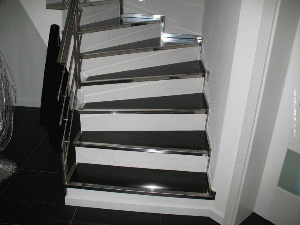 Treppenrenovierung Im Sauerland Von Teppichland Meschede Bauen