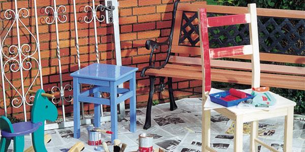 farbe im und am haus einrichten wohnen. Black Bedroom Furniture Sets. Home Design Ideas
