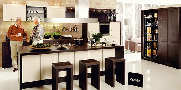 wohnk che tipps zur planung und einrichtung einrichten wohnen. Black Bedroom Furniture Sets. Home Design Ideas