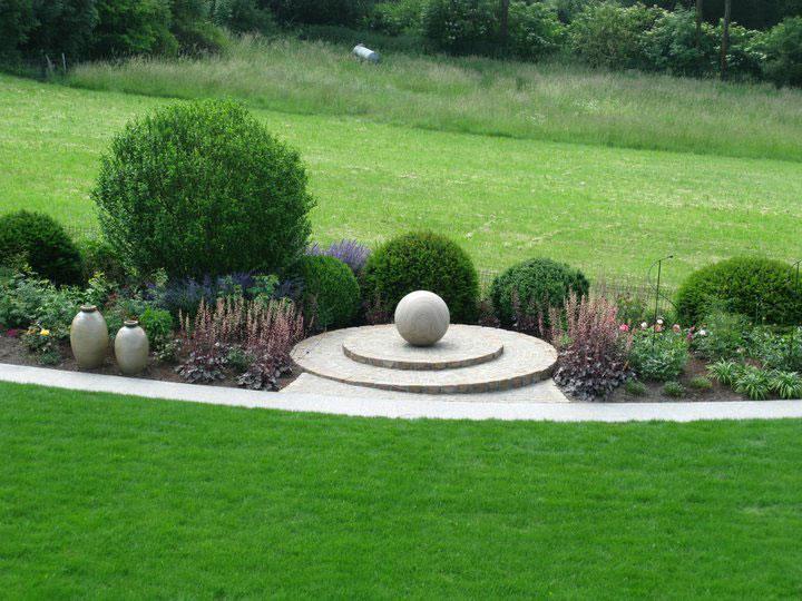 Mit Natursteinen den Garten im Sauerland gestalten - Garten
