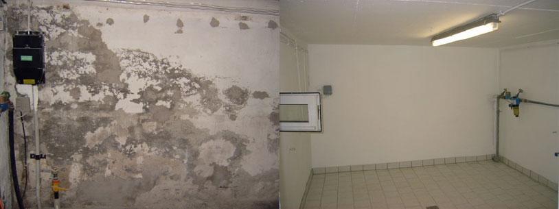 Wellnessraum keller  Schimmelpilz entfernen im Sauerland - Bauen, Renovieren